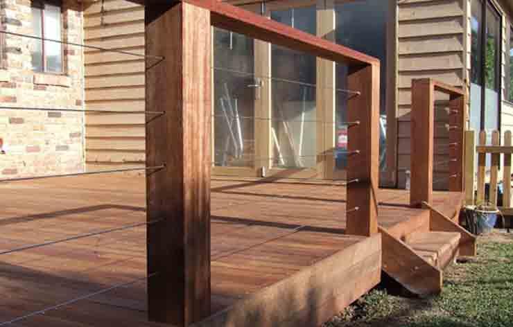 Timber deck Blacktown