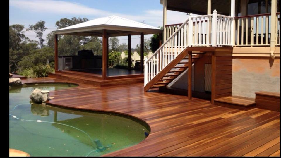Timber Decking Penrith